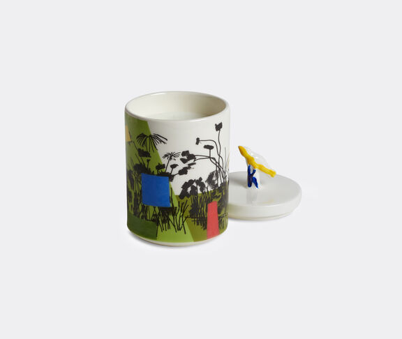 1882 Ltd Ceramic Garden Candle With Bruce Mclean 1