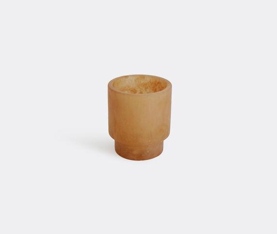 Michael Verheyden 'Tlight' tealight holder, amber