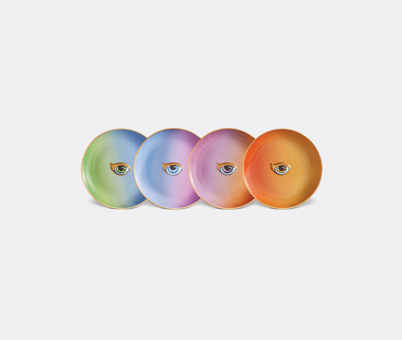 L'Objet 'Lito' plates, set of four