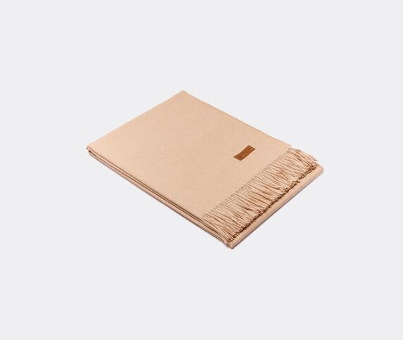 Innata 'Essential Plaid' blanket, nude