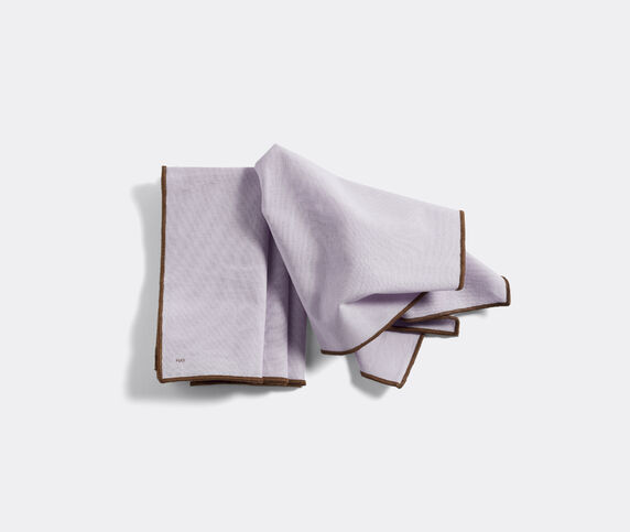 Hay 'Contour' napkin, set of four, lavender