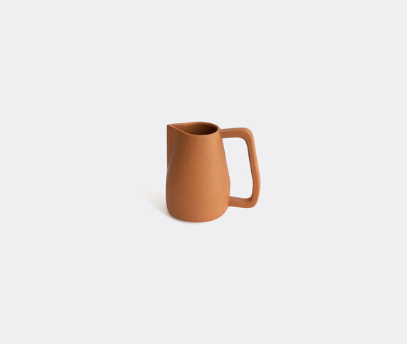 Syzygy 'Novah' pitcher, small, brown