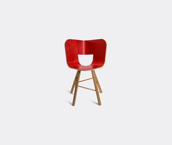 Colé 'Tria' chair, red ash wood
