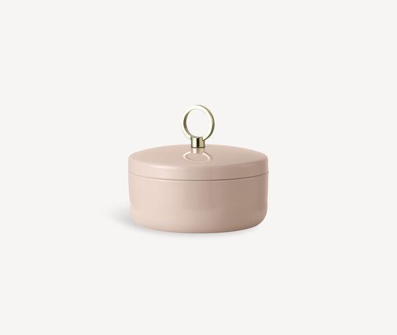 Normann Copenhagen 'Ring' box, medium, sand