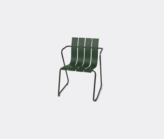 Mater 'Ocean' chair, green