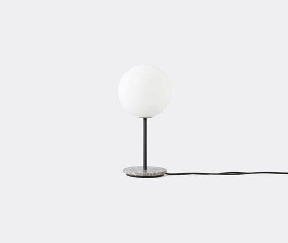 Menu 'TR Bulb' table lamp, matte opal, EU plug