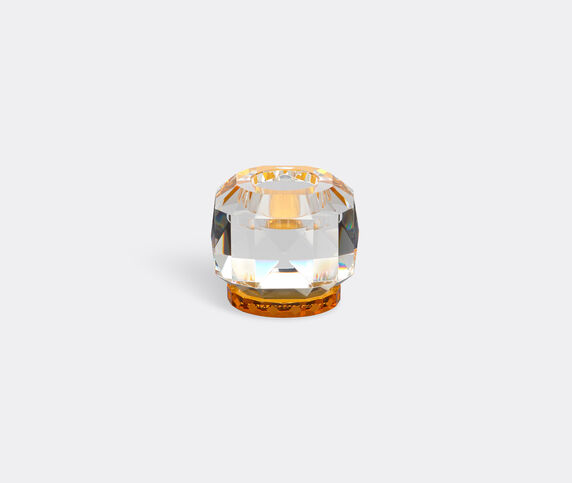 Reflections Copenhagen 'Texas' tealight holder, amber