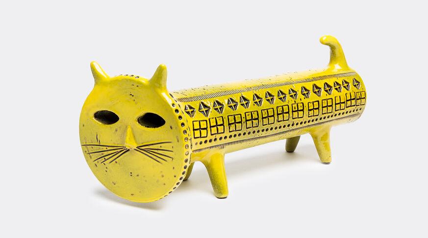 Bitossi Ceramiche Cat Figure 1