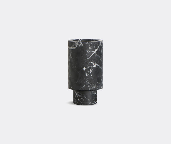MMairo 'Inside Out' vase, black