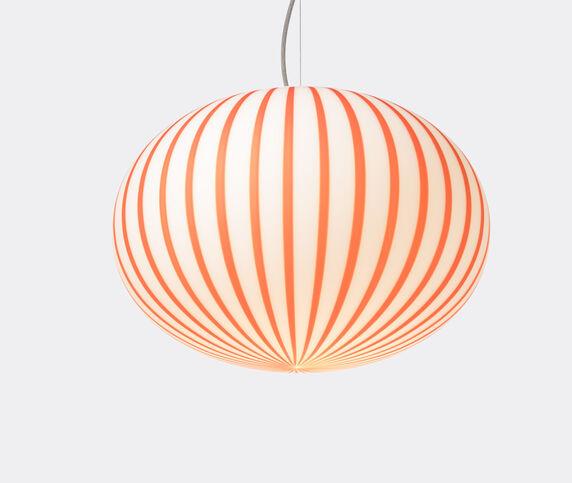 Established & Sons 'Filigrana Ellipse' light, L, white and red