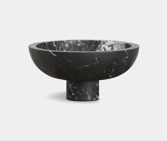 MMairo 'Inside Out' fruit bowl, black