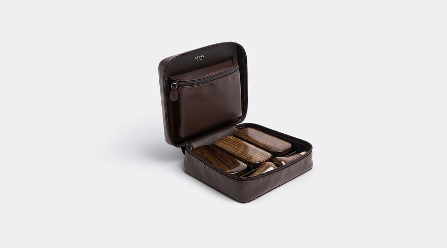 Lorenzi Milano Travelling Shoe Care Set 1