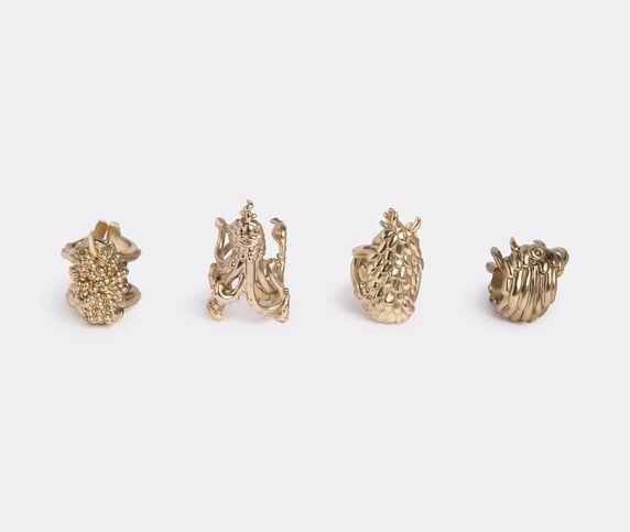 L'Objet 'Monster Ball' napkin rings, set of four