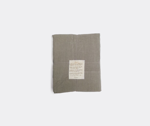 Once Milano Tablecloth, medium, charcoal