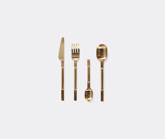 Valerie_objects Koichi 'Giftbox' set, brass