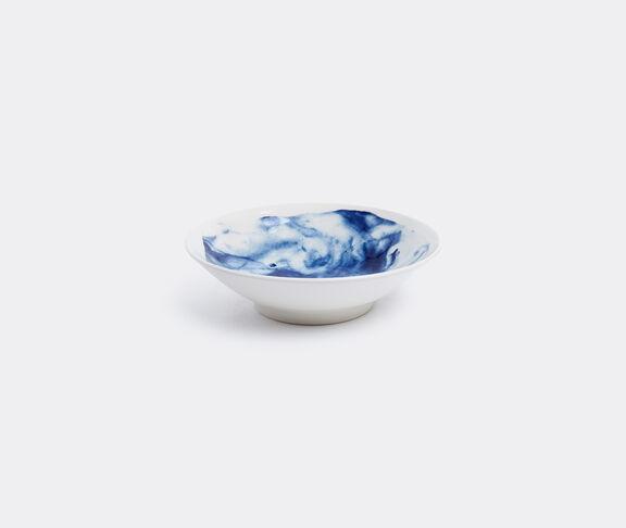 1882 Ltd 'Indigo Storm' Medium serving bowl