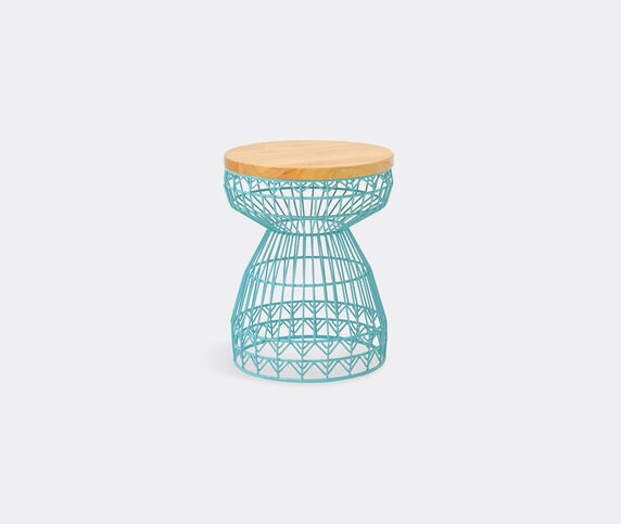 Bend Goods 'Sweet' stool, aqua