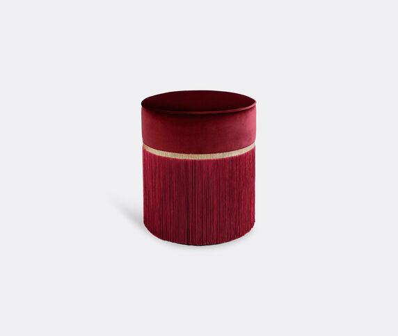 Lorenza Bozzoli Couture 'Couture' ottoman, medium, red