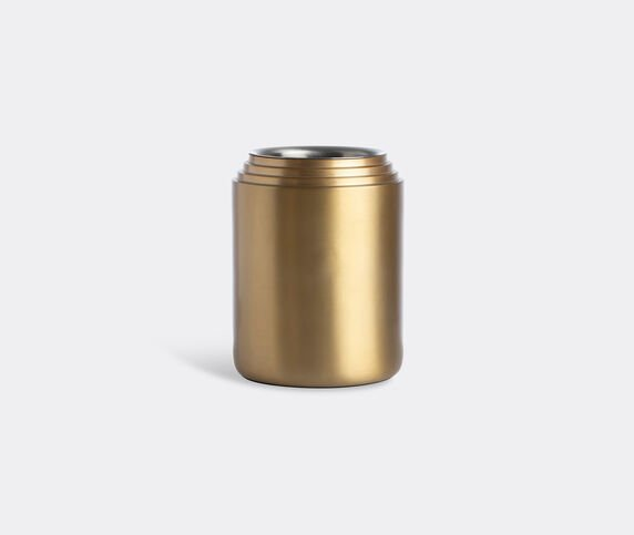 XLBoom 'Laps' wine cooler, brass