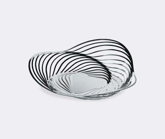 Alessi 'Trinity' centrepiece, silver