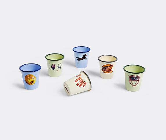 Seletti Toiletpaper set of 6 assorted pieces