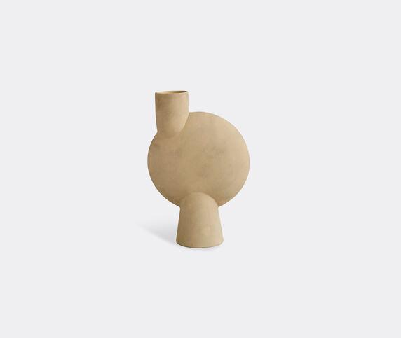 101 Copenhagen 'Sphere' big vase, bubl, sand