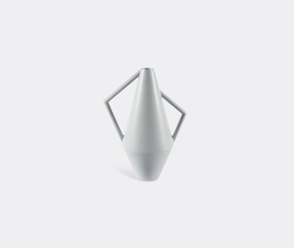Atipico Koravase Ceramic Vase - Ø Mm 240Xh.525 - Col. Silk Gray 2