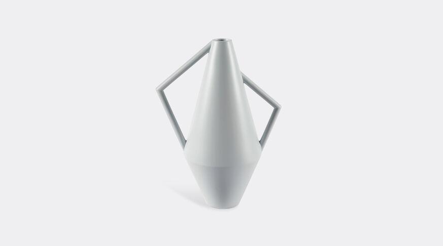 Atipico Koravase Ceramic Vase - Ø Mm 240Xh.525 - Col. Silk Gray 1