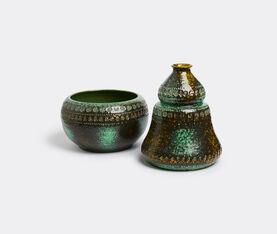 Bitossi Ceramiche Vase, Two Pieces 2
