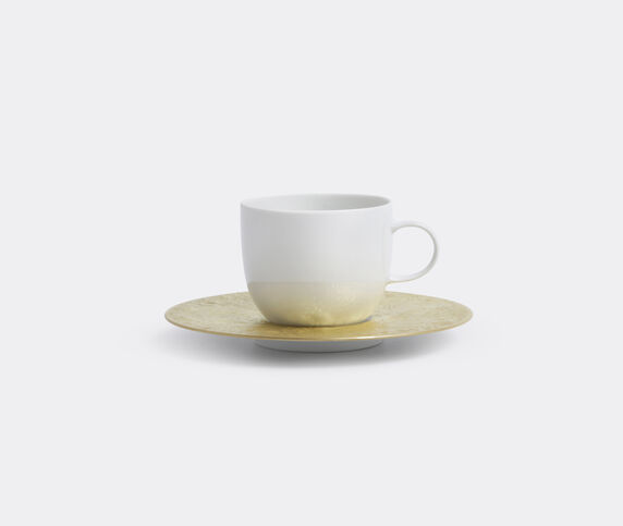 Rosenthal 'Magic Flute Sarastro' low cup with saucer, tall