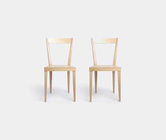 L'Abbate 'Livia' chair, beech