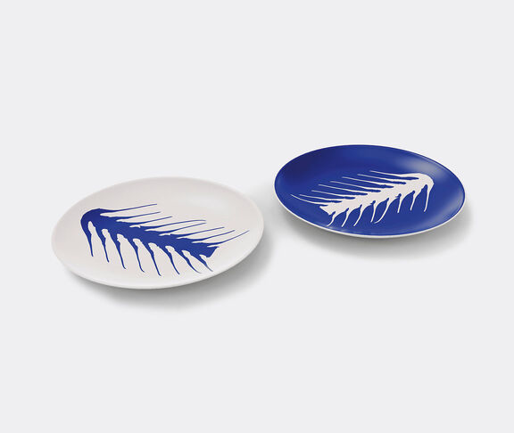 Cassina 'Arête' placeholder plates, set of two