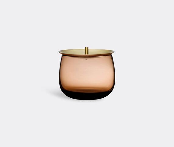 Nude 'Beret' storage box, small, caramel