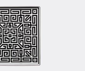 Ginori 1735 Labirinto Vide Poche Squared Plate Cm 30 In. 12 3