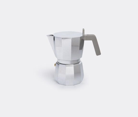 Alessi 'Moka' espresso coffee maker, six cups