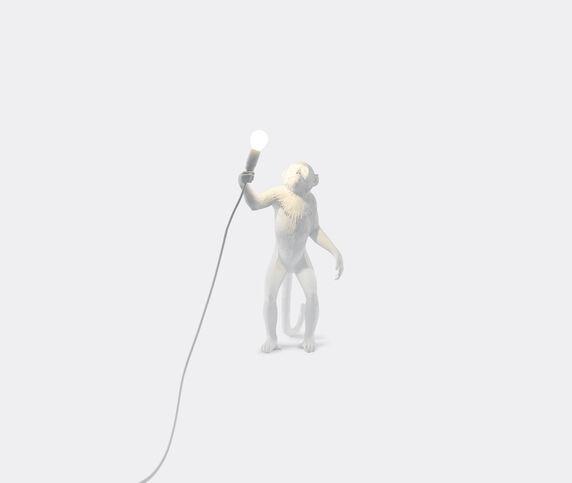 Seletti 'Monkey' lamp standing, UK plug