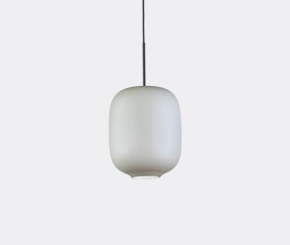 Cappellini 'Arya' hanging lamp, medium, grey, UK plug