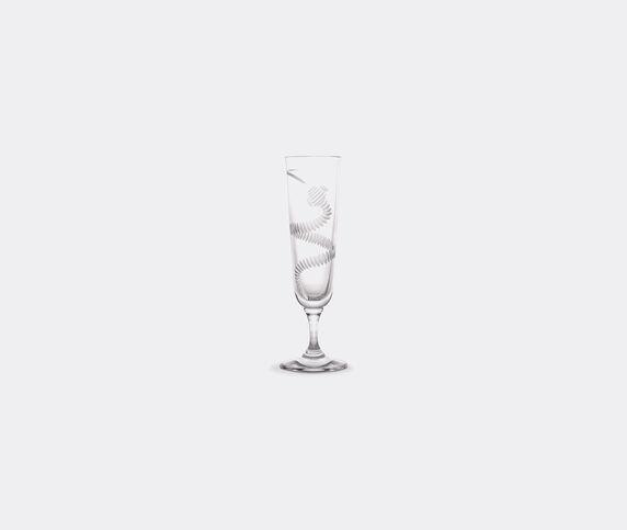 Rückl 'Wilde' champagne glass, set of two