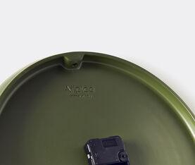 Atipico Ring Clock Ceramic Wall Clock - Ø Mm 335Xh.35 - Olive Green 2