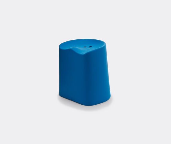 Established & Sons 'Butt' stool, blue