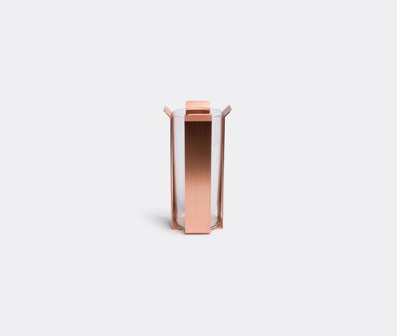 Marta Sala Éditions 'OB2 Tizio' vase, copper tall