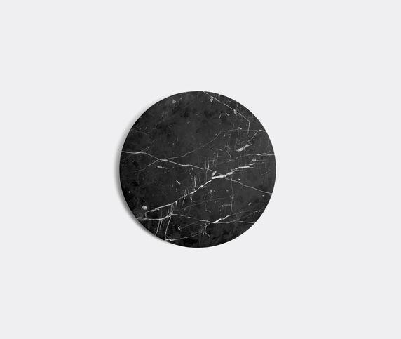 Menu 'Androgyne' table top, black marble