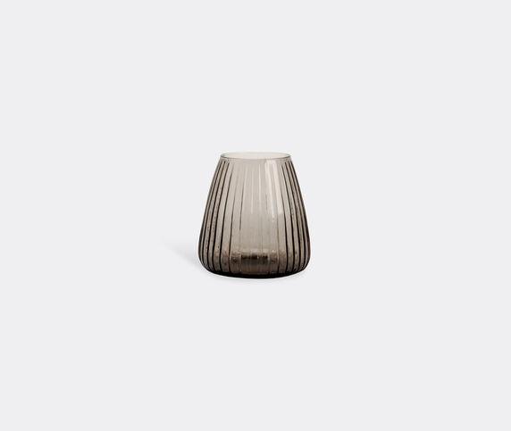 XLBoom 'Dim' vase, S, smoke grey