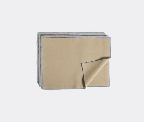 Hay 'Contour' placemat, set of four, beige