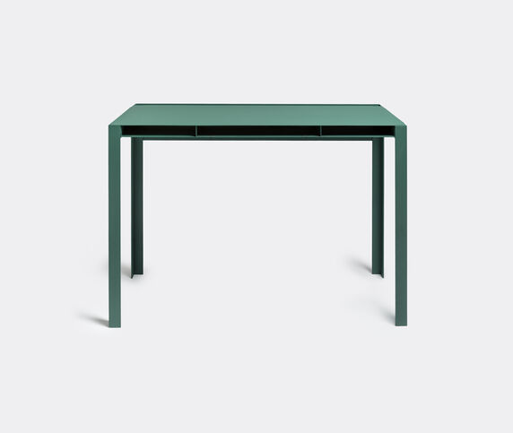 Nomess 'Index' console table, green