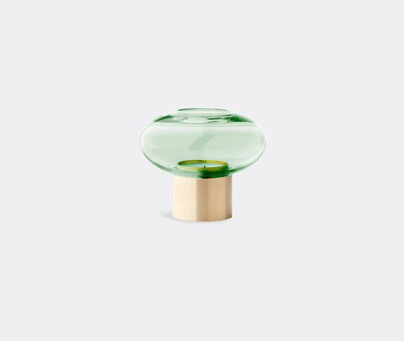 Applicata 'Mush' candleholder, green