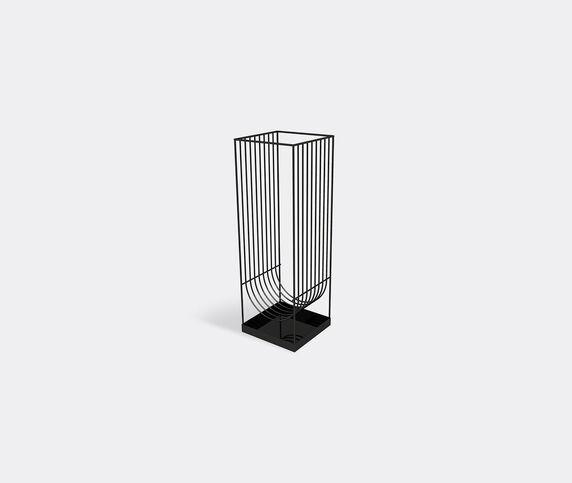AYTM 'Curva' umbrella stand, black
