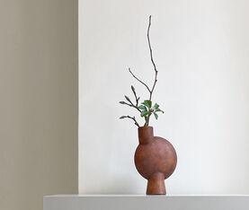 101 Copenhagen Sphere Vase Bubl, Medio -Terracotta 3