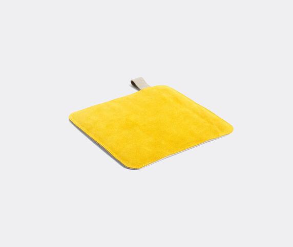 Hay 'Suede' pot holder, yellow