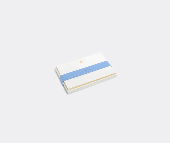 Smythson Bee and 3 crowns notelets